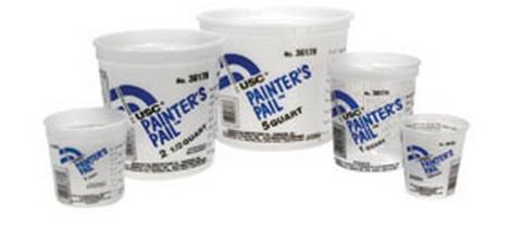 U. S. Chemical & Plastics 36174 Painter'S Pail, 1-Quart