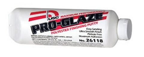 U. S. Chemical & Plastics 26118 Pro-Glaze Polyester Finishing Putty
