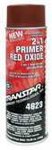 Transtar 4623 2 In 1 Primer Red Oxide, 20 Oz Aerosol