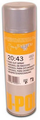U-POL Products UP2433 System 20 Fade Out, Aerosol