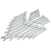 Titan Tools 17322 Combination Wrench Set 22 Pc