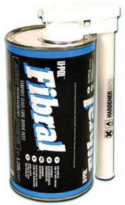 U-POL Products UP0717 Fibral Sandable Glass Fibre Repair Paste, 1.3L