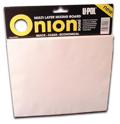 U-POL Products UP0737 Onion Mixing Board, 100-Sheets