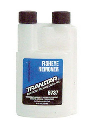 Transtar 6737 Fisheye Remover, 8 Oz Bottle