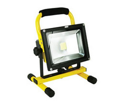 Jackco ZT50220 Cordless Led Floodlight, 20Watt