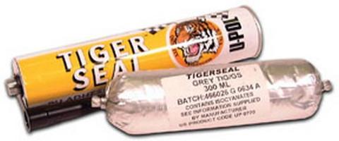 U-POL Products UP0770 Tiger Seal Gray Adhesive And Sealant, Sausage