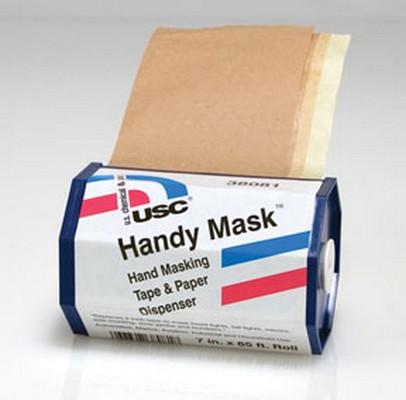 U. S. Chemical & Plastics 38082 Handy Mask Refill Rolls 15/Display Box