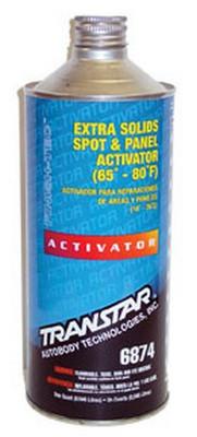 Transtar 6874 Extra Solids Spot & Panel Activator, 1-Quart