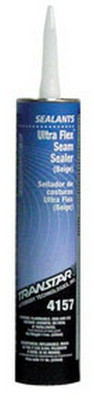 Transtar 4157 Ultra Flex Seam Sealer Beige, 11 Oz Cartridge