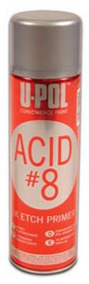 U-POL Products UP0741 Acid #8 - 1K Etch Primer