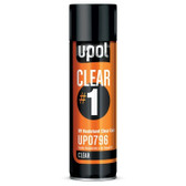 U-POL Products UP0796 Clear #1 - UV Resistant Clear Coat, High Gloss