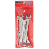 Titan Tools 17385 Combination Wrench Set Metric 5 Piece