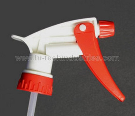 Hi-Tech Industries  322 Red/White Trigger Sprayer