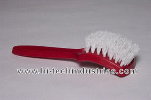 Hi-Tech Industries WWBN-1 Nylon White Wall & Tire Brush