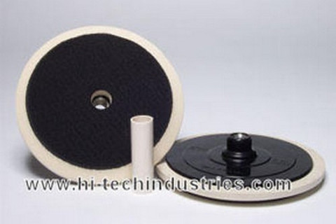 Hi-Tech Industries  VP-10 Velcro Backing Plate