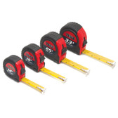 Titan Tools 17504 Tape Measure Set 4 Piece