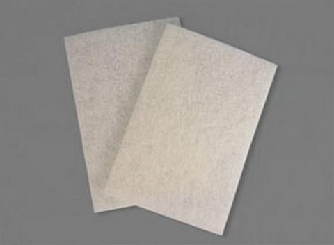 Hi-Tech Industries HT-6910W White Scuff Pads 6 x 9 in. - 10 Pack