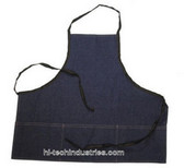Hi-Tech Industries  DA-2 Denim Apron - Deluxe With Pock