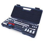 Titan Tools 18198 Socket Set 52 Piece