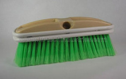 "Hi-Tech Industries TB-10CR 10"" Green Car & Wash Brush"
