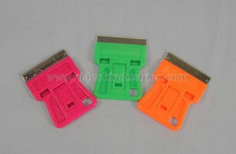 Hi-Tech Industries  GSM Mini Blade Scraper 100 Ct. Buc