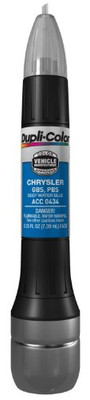 Duplicolor ACC0434 Deep Water Blue Chrysler Exact-Match Scratch Fix All-in-1 Touch-Up Paint - 0.25 oz.