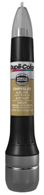 Duplicolor ACC0437 Metallic Light Khaki Chrysler Exact-Match Scratch Fix All-in-1 Touch-Up Paint - 0.5 oz.