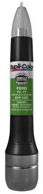Duplicolor AFM0401 Dark Highland Green Ford Exact-Match Scratch Fix All-in-1 Touch-Up Paint - 0.5 oz.