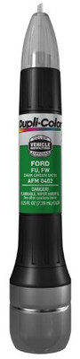 Duplicolor AFM0402 Dark Green Satin Ford Exact-Match Scratch Fix All-in-1 Touch-Up Paint - 0.5 oz.