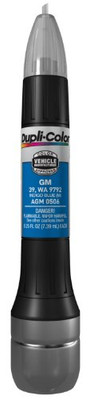 Duplicolor AGM0506 Metallic Indigo Blue General Motors Exact-Match Scratch Fix All-in-1 Touch-Up Paint - 0.5 oz.