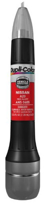 Duplicolor ANS0605 Red Alert Nissan Exact-Match Scratch Fix All-in-1 Touch-Up Paint - 0.5 oz.