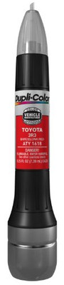 Duplicolor ATY1618 Barcelona Red Toyota Exact-Match Scratch Fix All-in-1 Touch-Up Paint - 0.5 oz.