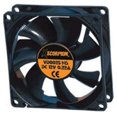 "Xscorpion FAN3 Fan 3"" Square"