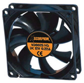 "Xscorpion FAN5 Fan 5"" Square"