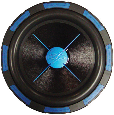 "Power Acoustik MOFO124X 12"" 2700W Woofer"