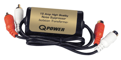 Qpower NF2 Noise Filter 15Amp High Quality