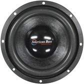 "American Bass XD844 8"" 600W Max Woofer *Xd8*"