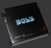 Boss Audio R4002 Riot 2Ch Amplifier 800W Max