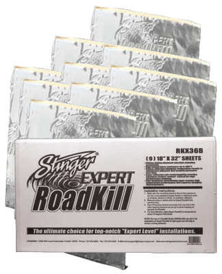 PAC RKX36B Roadkill Expert Bulk Pack 36 Sq. Ft.