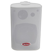 Boss Audio MR43W 3-Way Indoor/Outdoor Speaker White
