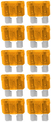 Nippon ATC5A Audiopipe Atc Fuse 5 Amp; 10 Pack Blister