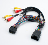 PAC GMRVD2 Rear Retention Cable For Select Gm Lan Vehicles