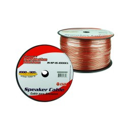 Nippon ISSP161000CL Pipeman'S 16 Gauge Speaker Cable 1000Ft