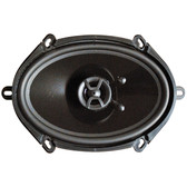 "Fusion FUSFR572 Encounter 5X7"" 2-Way Speaker Black 200W Max"