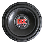 "American Bass DX124 *Dx12* Woofer 12"" Amer. Bass 60Oz. Magnet"