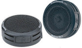 Power Acoustik NB1 Tweeter 200Watt2-Way Mount; Built-In Xover