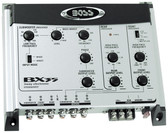 Boss Audio BX35 3 Way Electronic Crossover Subwoofer Input & Output