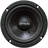 "American Bass SQ5C 5"" Midrange Sealed Basket Speaker Black 200W Max"