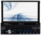 "Planet Audio P9759B 7"" Sdin Touchscreen Monitor Bluetooth Dvd/Cd Usb/Sd"