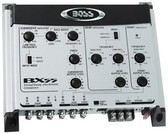 Boss Audio BX55 2/3 Way Electronic Crossover Remote Woofer Level Control